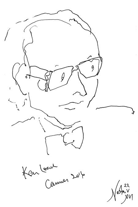 Ken Loach, I, Daniel Blake wins Palme D'Or at Cannes 2016