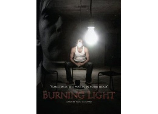 Burning Light Poster